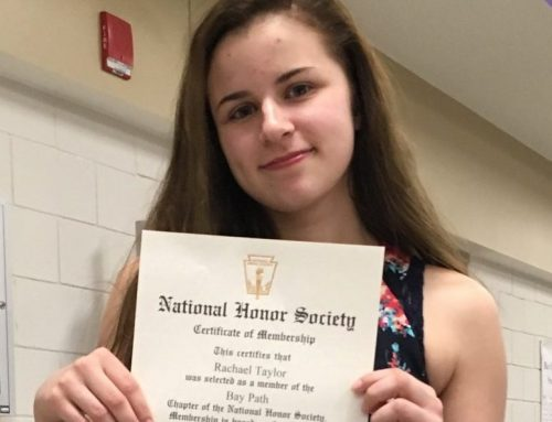 Class of 2016 Alumni Inducted into National Honor Society
